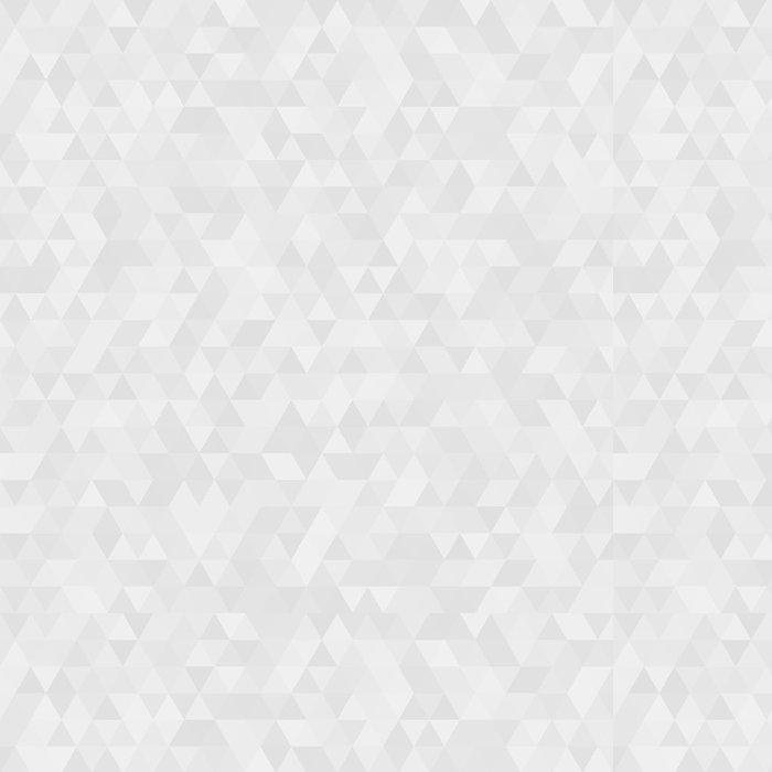 Tapeta Pixerstick Bílý trojúhelník na pozadí, eps10 vektor - Pozadí