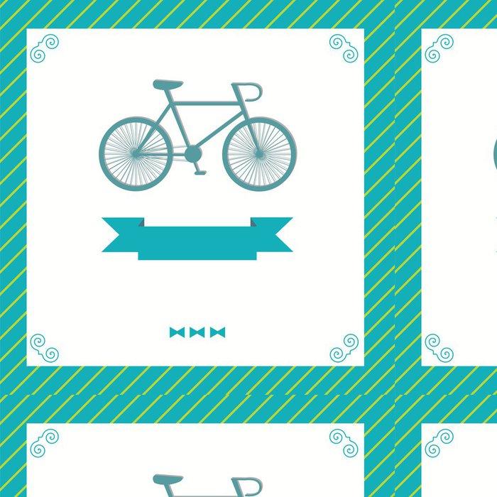 Tapeta Pixerstick Blahopřání s kole - Slavnosti