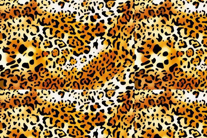 Tapeta Pixerstick Blázen leopard tapety - Pozadí