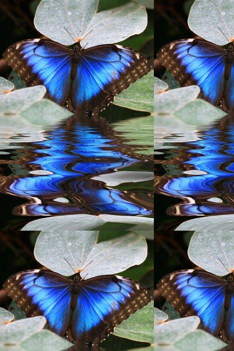 Tapeta Pixerstick Blue bug - Témata