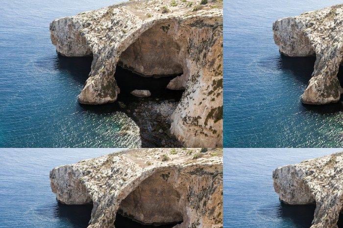 Tapeta Pixerstick Blue Grotto - Evropa