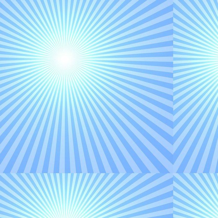 Tapeta Pixerstick Blue Sun - Pozadí