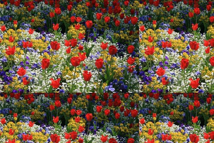 Vinylová Tapeta Blumen - Květiny