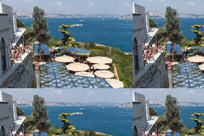 Tapeta Pixerstick Bosphorus - Střední Východ