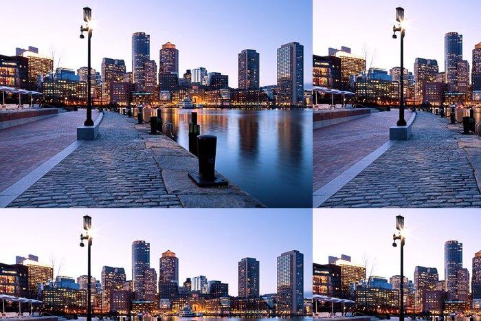 Tapeta Pixerstick Boston v Massachusetts - Amerika