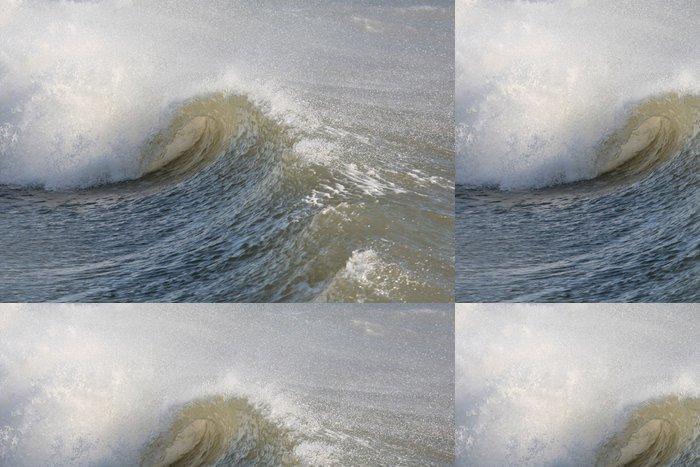 Tapeta Pixerstick Bouřlivé moře - Voda