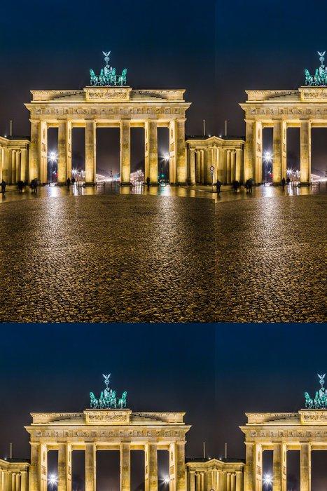 Vinylová Tapeta Braniborská brána v Berlíně - Německo - Evropská města
