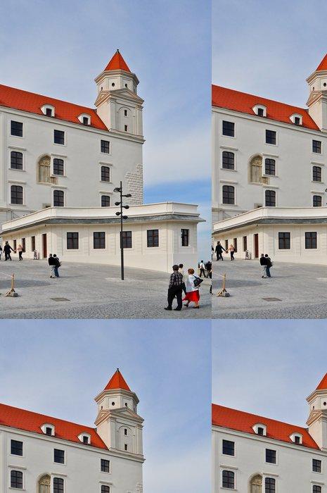 Vinylová Tapeta Bratislavský hrad - Evropa