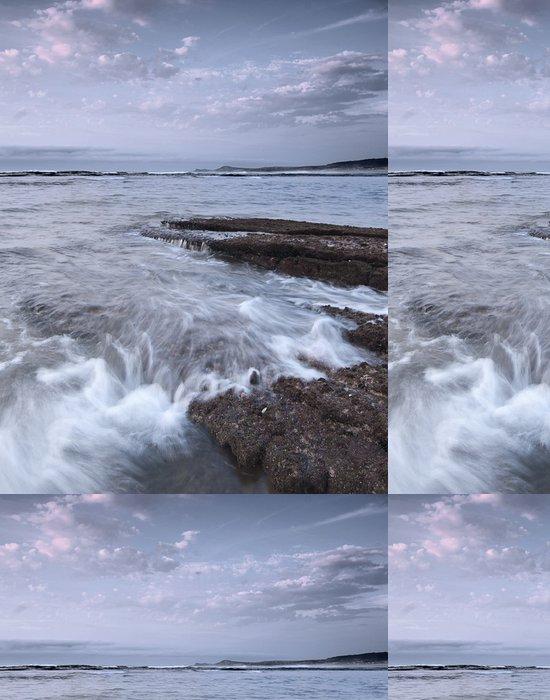 Tapeta Pixerstick Brave oceán - Prázdniny