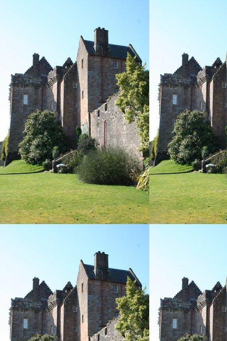 Tapeta Pixerstick Brodick hrad, Isle of Arran. - Témata