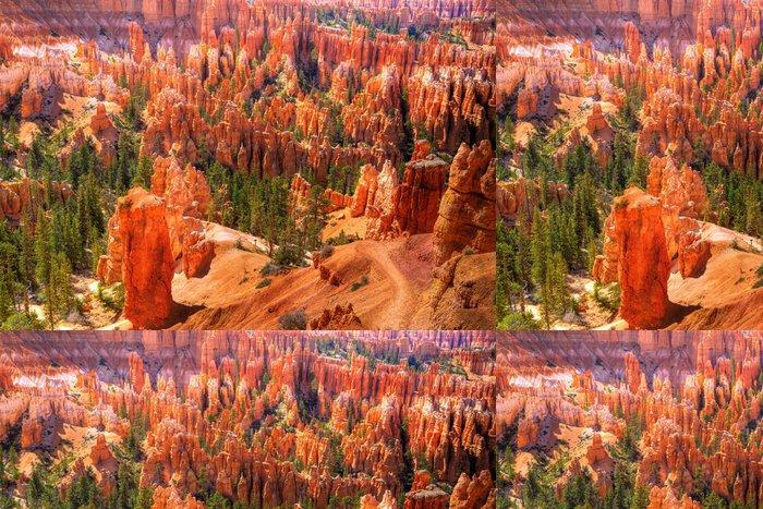 Tapeta Pixerstick Bryce Canyon - Amerika