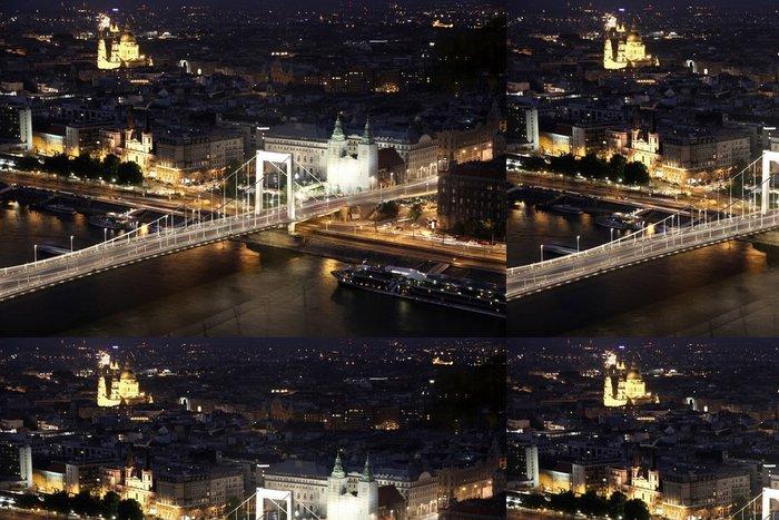 Tapeta Pixerstick Budapešť, Maďarsko - Evropa
