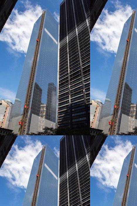 Vinylová Tapeta Budovy World Trade Centre, New York - Americká města