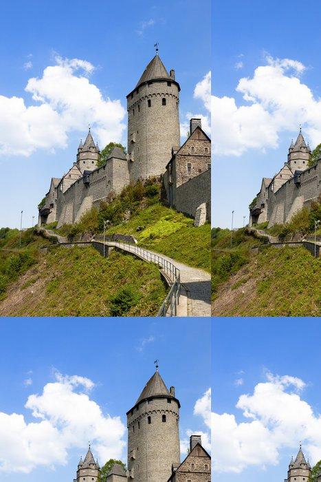 Tapeta Pixerstick Burg Altena - Prázdniny
