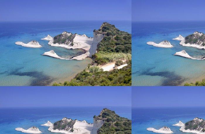 Tapeta Pixerstick Cabo Drastis (Korfu, Grecia) - Evropa