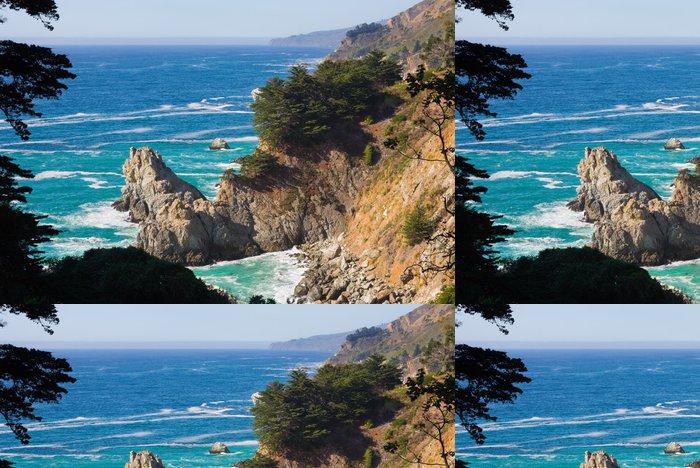 Tapeta Pixerstick California coast - Amerika