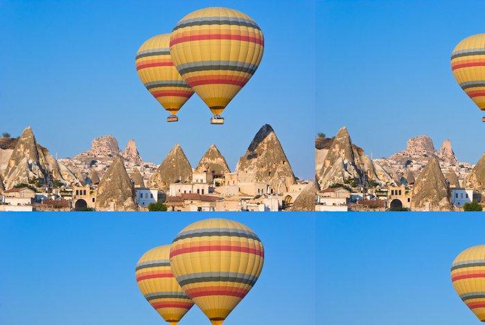 Tapeta Pixerstick Cappadocia, Turecko - Střední Východ