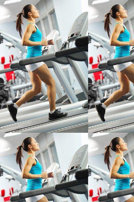 Tapeta Pixerstick Cardio cvičení - Témata