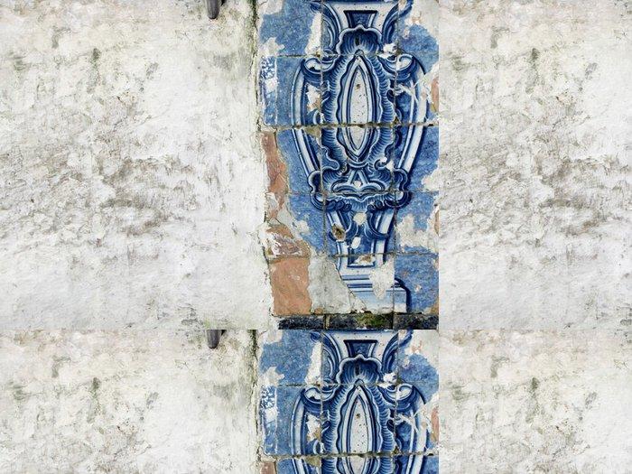 Tapeta Pixerstick Carreaux de keramiky azulejos. Brésil. - Amerika