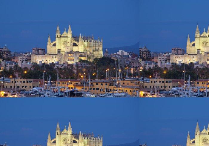 Tapeta Pixerstick Cattedrale Santa Maria - Palma de Mallorca - Prázdniny