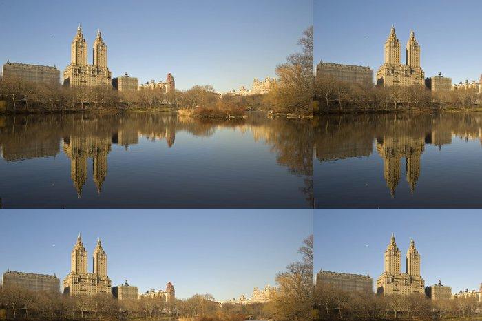 Vinylová Tapeta Central Park, Manhattan - Americká města