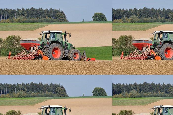 Tapeta Pixerstick Cereálie - Zemědělství