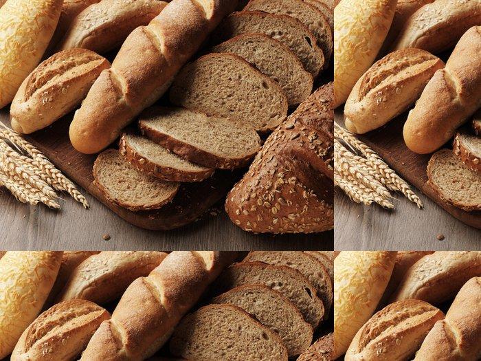 Tapeta Pixerstick Čerstvý chléb - Témata