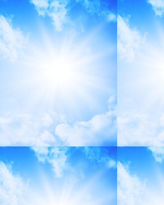 Tapeta Pixerstick CG pozadí - Nebe