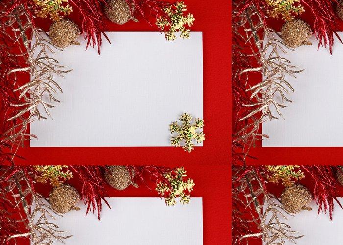 Tapeta Pixerstick Christmas decoration - Mezinárodní svátky