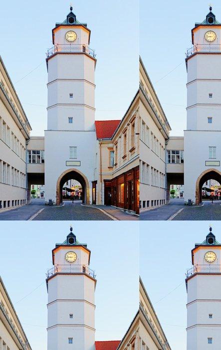 Vinylová Tapeta City Tower v Trenčíně - Slovensko - Evropa