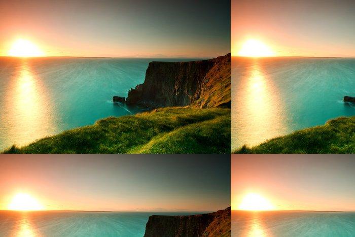 Tapeta Pixerstick Cliffs of Moher v hrabství Clare, Irsko - Témata