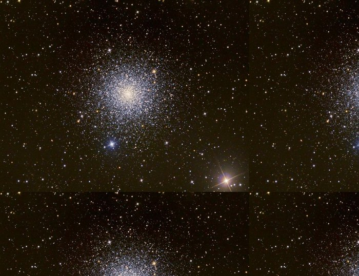 Tapeta Pixerstick Cluster M3 Hvězda - Témata