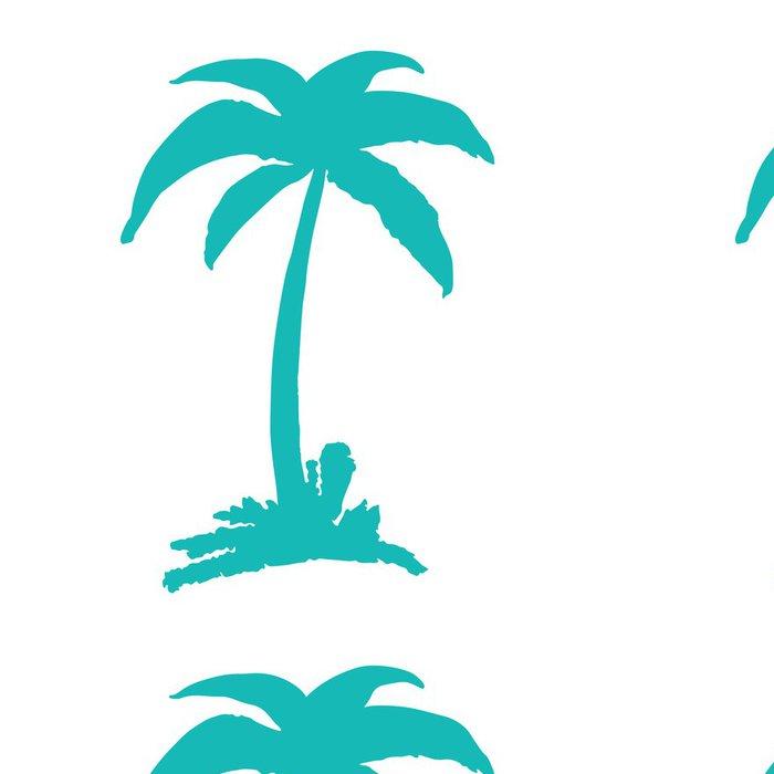 Tapeta Pixerstick Coconut Tree - Nálepka na stěny