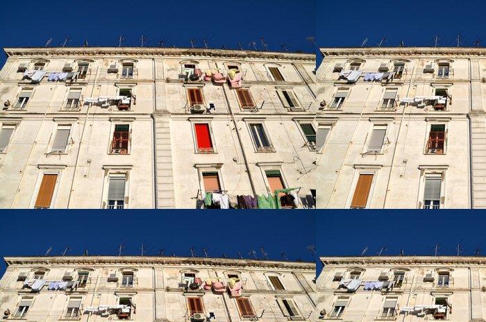 Tapeta Pixerstick Colours of Neapol, Itálie - Evropa