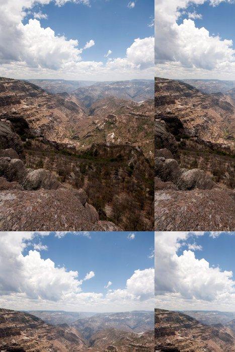 Tapeta Pixerstick Copper Canyon v Mexiku - Amerika