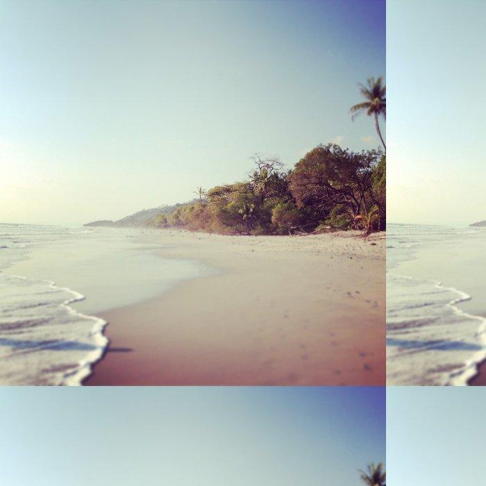 Vinylová Tapeta Costa Rica Beach - Amerika