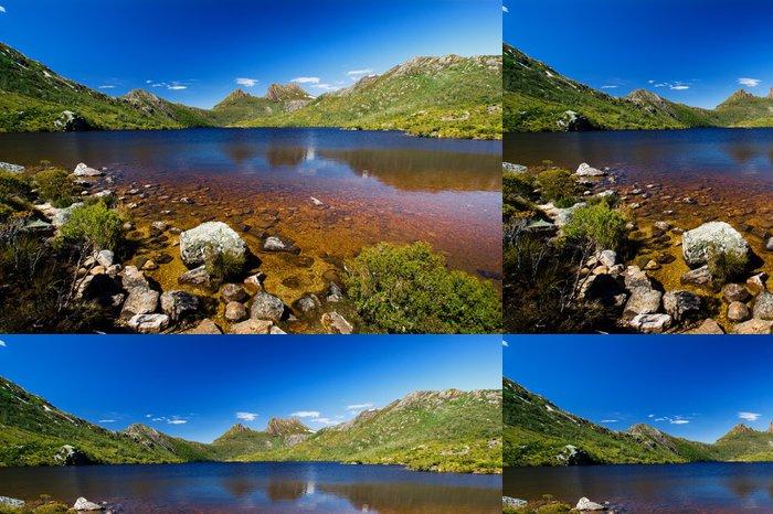 Tapeta Pixerstick Cradle Mountain - Oceánie