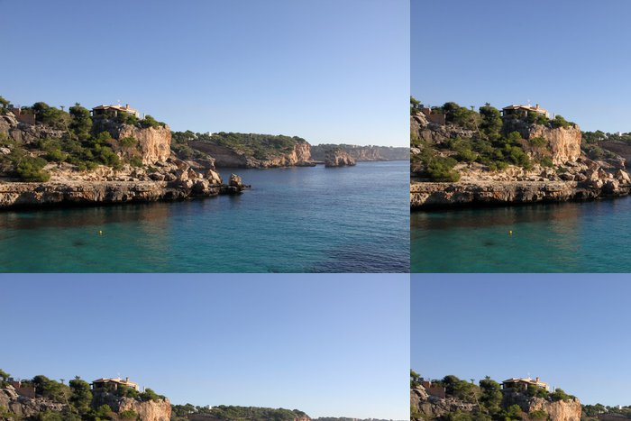 Tapeta Pixerstick Creek, Mallorca - Prázdniny