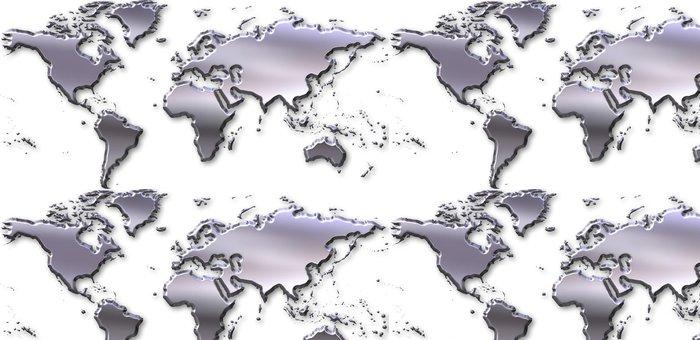 Tapeta Pixerstick Cromado - Meziplanetární prostor