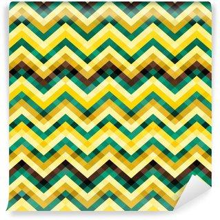 Vinylová Tapeta Čtverce a barvy bezešvé vzor