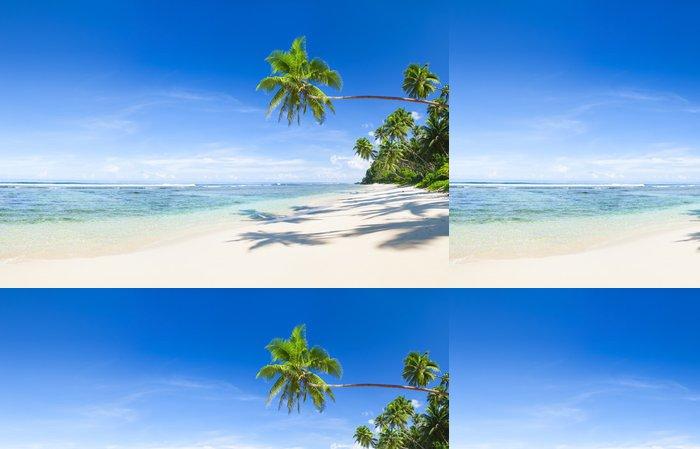 Vinylová Tapeta Day Light Krásná Scenic Beach - Umění a tvorba