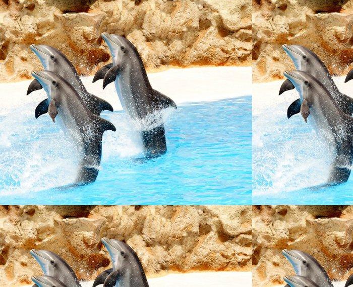 Tapeta Pixerstick Delfíni provedení - Témata