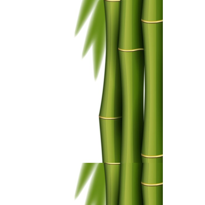 Tapeta Pixerstick Design Bamboo šablony - Životní styl, péče o tělo a krása