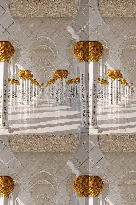 Tapeta Pixerstick Detail Sheikh Zayed mešity, Abu Dhabi, UAE - Témata