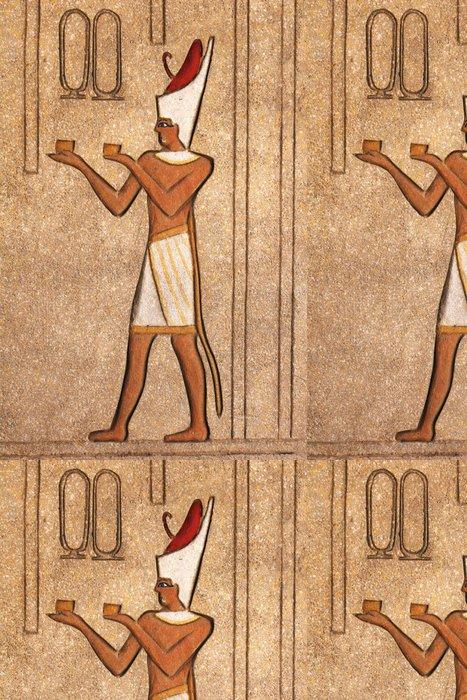 Vinylová Tapeta Dioses Egipcios - Umění a tvorba