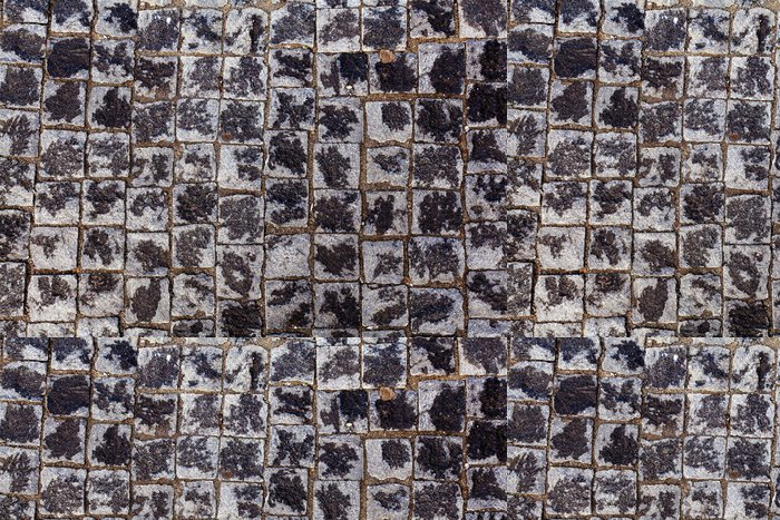 Tapeta Pixerstick Dlažby, kamenná dlažba textura - Pozadí