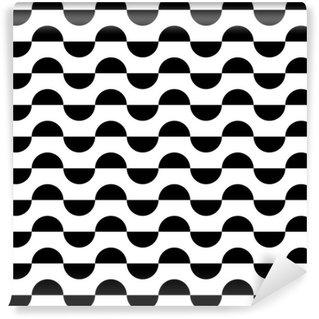 Tapeta Pixerstick Dokonalá opakovatelné abstraktní geometrický vzor, pozadí. Ed