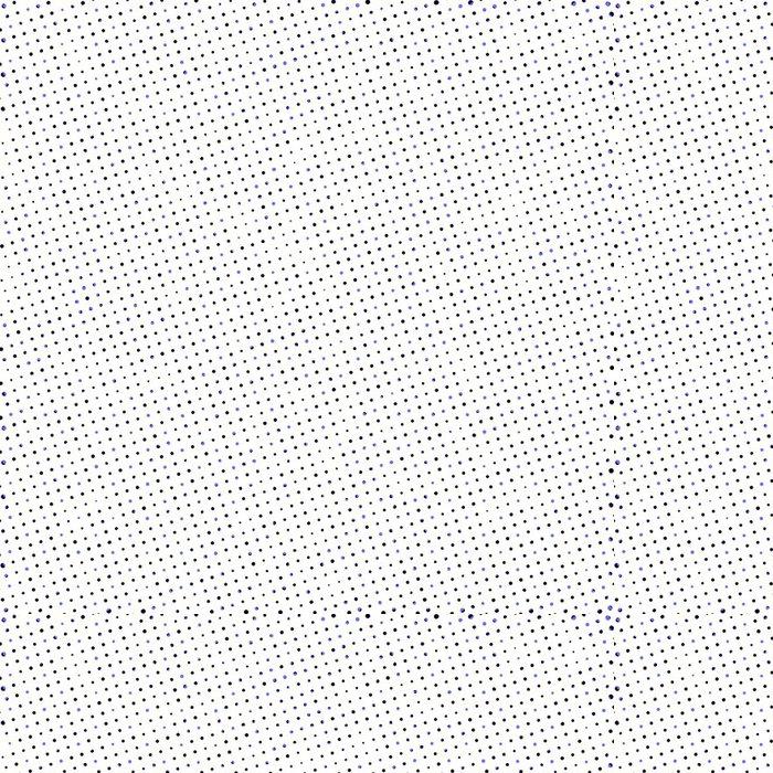 Tapeta Pixerstick Dot půltón vzor - Pozadí