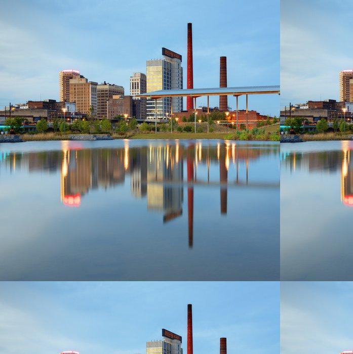 Vinylová Tapeta Downtown Birmingham, Alabama - Témata