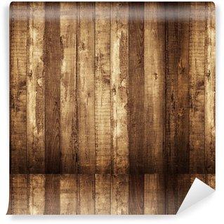 Tapeta Pixerstick Dřevěné prkénko na pozadí